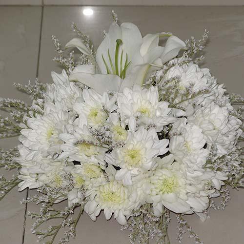 Букет хризантеми