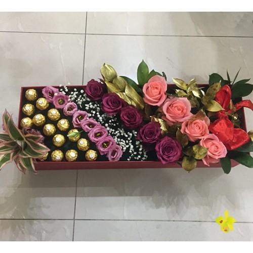 Рози и бонбони