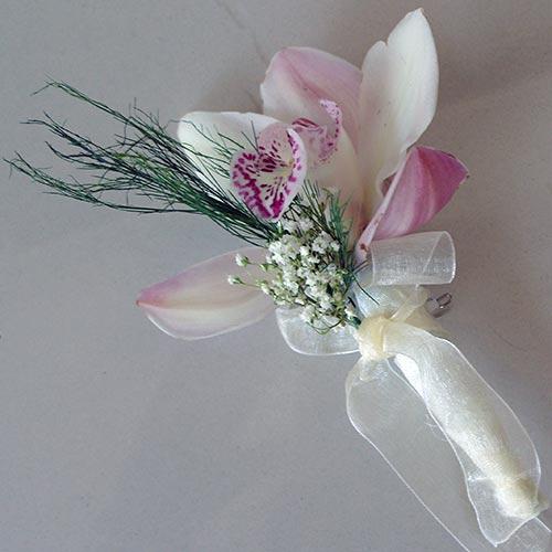 Браслет за ръка с орхидея